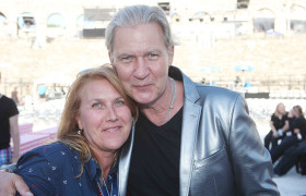 Johnny Logan in Arena Pula
